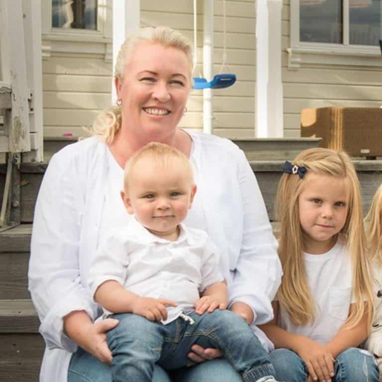 Efter en 20 års lång fertilitetsresa är jag äntligen mamma åt två barn, detta genom äggdonation!